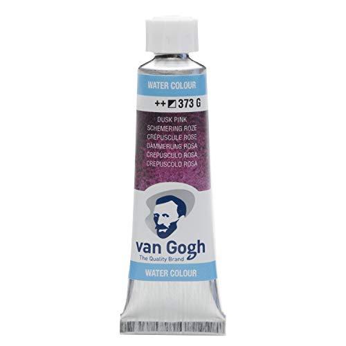 Van Gogh Watercolor Paint, 10ml Tube, Dusk Pink 373