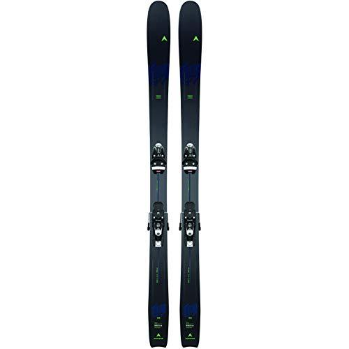 DYNASTAR Legend 88 (KONECT) + SPX 12 GW Ensemble de Ski All Mountain avec Fixation, Adultes Unisexe, Noir, 180 cm