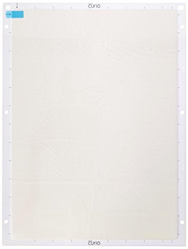 Silhouette America CURIO-EMBOSS-12 Prägematte für die große Basisplatte derin der Größe21.5 x 30.4 cm