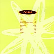 orbital green album