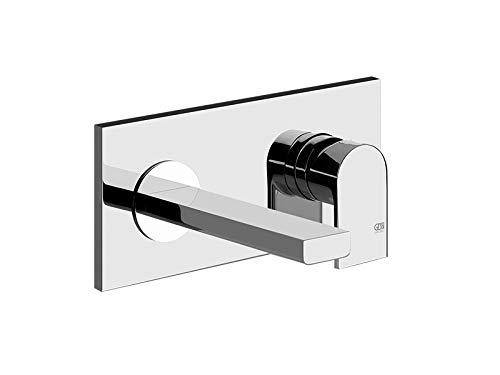 GESSI Rubinetteria Via Manzoni Miscelatore lavabo a Muro 44893