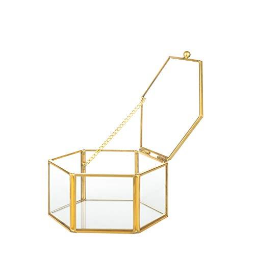 Teebox aus Glas