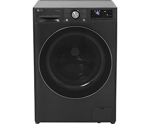 LG F4WV910P2S Waschmaschine - Schwarz, 10.5 kg, 1400 U/Min, Inverter Motor, A+++