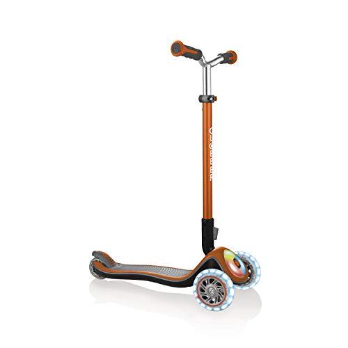 Sk8teforyou Globber Elite Prime Bicicleta Infantil, Unisex niños, Cobre, Size