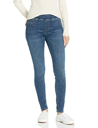 Amazon Essentials Women's Stretch Pull-On Jegging,...