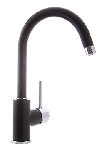 Grünblatt Schwarz Niederdruck Küchenarmatur Einhebelmischer Wasserhahn küche Armatur Armaturen