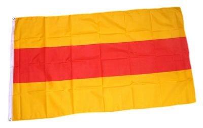 Fahne / Flagge Baden NEU 90 x 150 cm Flaggen Fahnen