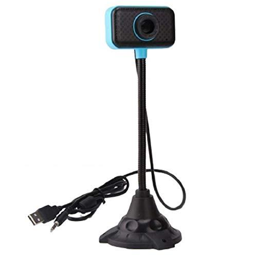 Kamera internetowa USB 2.0 480 P, transmisja na żywo z kamery internetowej bez sterowników z wbudowanym mikrofonem do laptopa