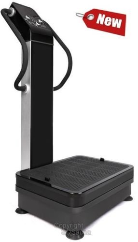 Cheapest Prices! Professional Dual Motor 1500W Full Body Vibration Platform Plate Exercise Fitness M...