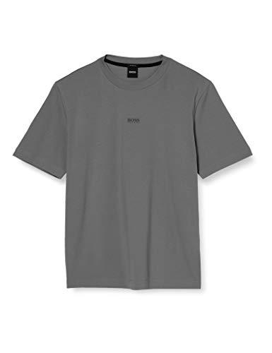 BOSS Herren Tchup T Shirt, Medium Grey (038), S EU