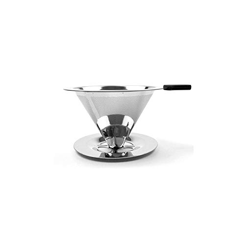 Filtro de Café Inox Portátil Individual com Base, Ekological