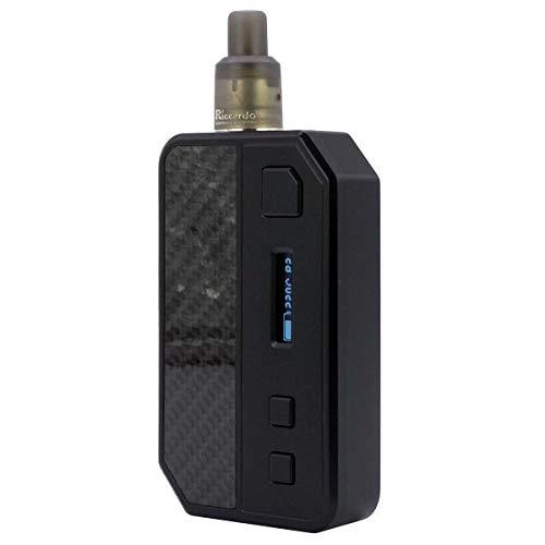 iPV V3 Mini Kit 1400 mAh, mit ELF ADA Tank 3,5 ml, E-Zigarette, schwarz C2