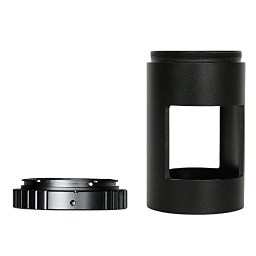 YEESEU Localización del Adaptador de la cámara del Alcance del Alcance y el Anillo de conversión para Nikon para For Canon PENTAX Olympus DSLR Cámara y telescopio astronómico (Color : For Nikon AI)