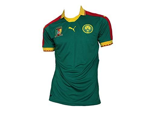 PUMA Kamerun Trikot Nationalmannschaft Home 2016/17 Gr.L