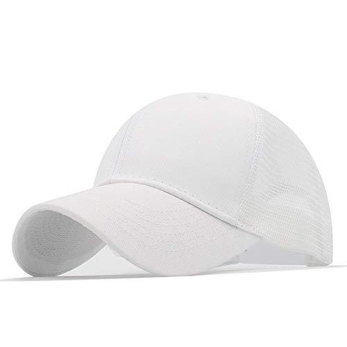11 colors Baseball Caps Men Women's cap male Snapback Hip Hop Hat dad hat Summer Breathable Mesh Gorras Unisex Streetwear-9