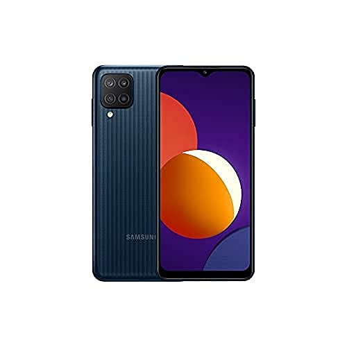 Samsung Galaxy M12 - 64Go - Smartphone Android débloqué - Version Française - Noir