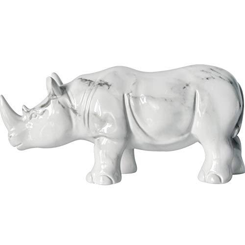 ZNSH Decoración Creativa, mármol Rhino decoración, Sala de Estar, Entrada, gabinete del Vino, Barra, decoración Creativa, artesanías, Regalos para el Padre, Amigos