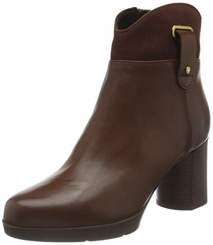 GEOX D ANYLLA MID E BROWN Women's Boots Chelsea size 39(EU)