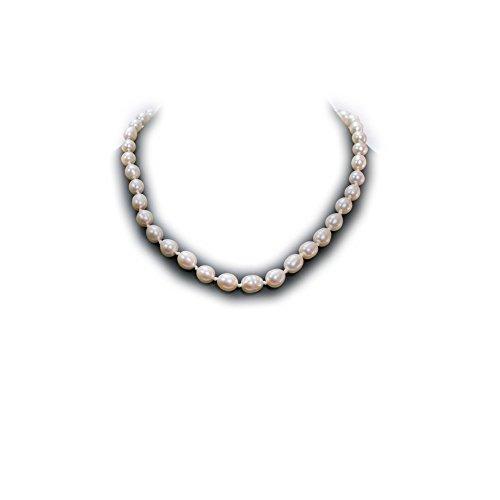 Collana Donna con Perle di Fiume CK.80