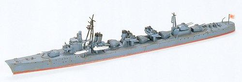 タミヤ 1/700 ウォーターラインシリーズ No.409 日本海軍 駆逐艦 島風 プラモデル 31409