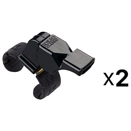 Referees Sports Whistle ×2