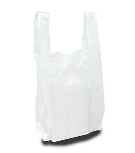 Bolsas de Plastico Asa Camiseta (35 x 50 cm. (200 unidades))