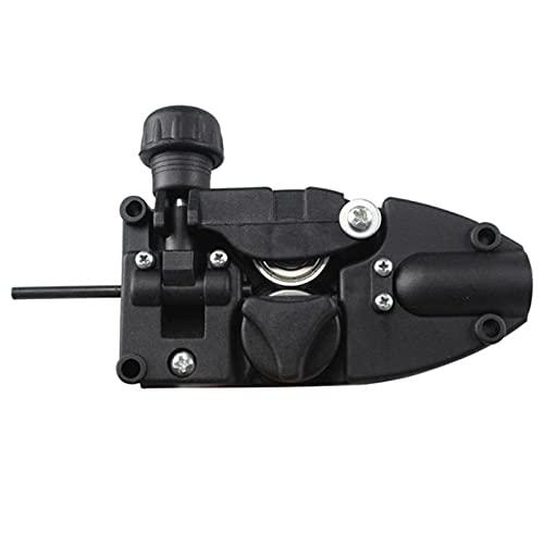 E E-NICES Tools DC24V 12V-Duty-MIG-Kabel-Zuführmontage Roll-Kabelzufuhrmaschine für MIG-Welder-Maschine (Color : DC24V)