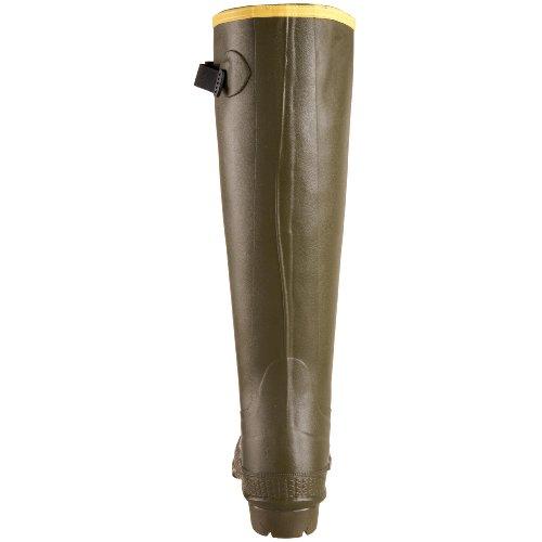 LaCrosse Bottes de chasse pour homme Grange 18 - Vert - Vert, 42 2/3 EU