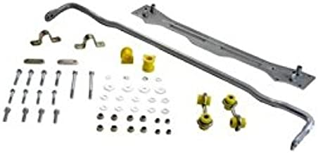Whiteline 96-00 Honda Civic EJ And EK Rear 22mm X Heavy Duty Adjustable Swaybar (bhr83xz)