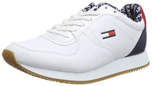 Tommy Hilfiger Damen WMNS Stevie 3c4 Sneaker, Beige (RWB 0k5), 40 EU