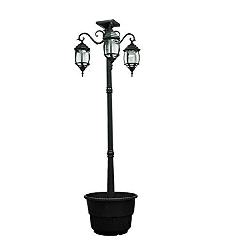 See the TOP 10 Best<br>Outdoor Lamp Post Planter
