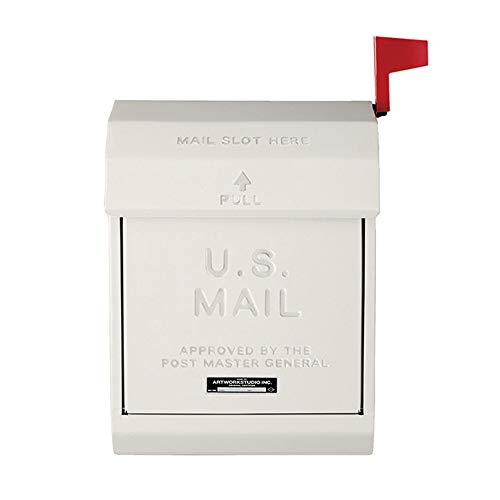 ART WORK STUDIO メールボックス2 U.S. Mail box 2 [ クリーム / TK-2078 ]