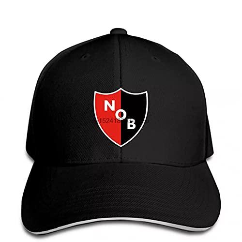 MWLSW Gorra de béisbol Newell Old Boys Primera División Argentina Equipo de fútbol Club de fútbol Sombrero Snapback Pico