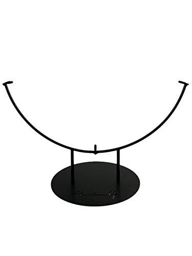 Soporte vertical para handpan de 53 cms. Soporte hand drum. Stand para handpan. Handpan stand.