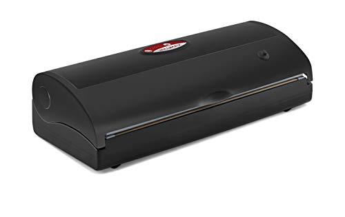 Reber appareil pour emballage sous vide automatique Vacumax 100 MX 100, -850 Mo, 18/min, 180 W, noir