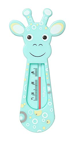 NEW Baby Safe Floating Bath Thermometer - GIRAFFE