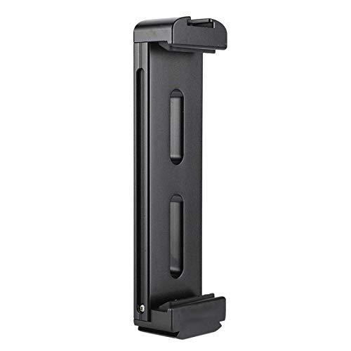 DAUERHAFT Soporte de Montaje para iPad Ajustable antichoque de aleación de Aluminio con 5.16-9.96 Pulgadas Ajustable, para iPad