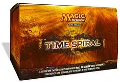 2006 Magic The Gathering Time Spiral Fat Pack by Legends, L.p.