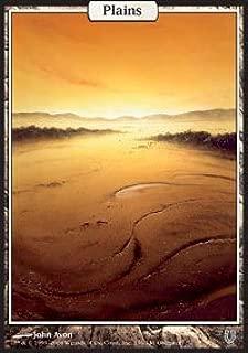 Magic: the Gathering - Plains - Unhinged - Foil
