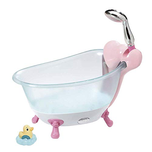 Zapf 818183 - BABY Born Interactive Bathtub with Duck, Babypuppen und Zubehör