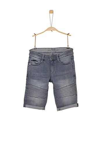 s.Oliver Junior Jungen 402.10.004.26.181.2037901 Bermudas, Blue, 170 REG