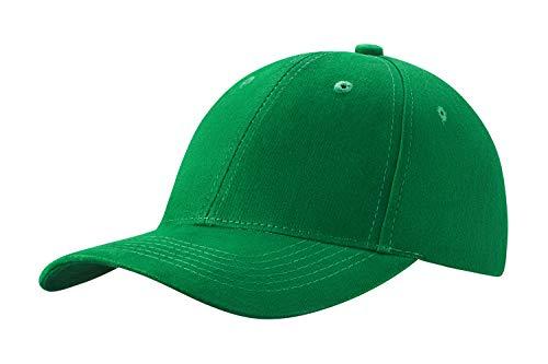 4sold Moda Unisex Cappellino da Baseball Cappello da Sole Estivo Hip Hop Cappello Berretto Uomo Cappello Baseball Unisex Regolabile Snapback Cappelli Golf Cappellino Sport (Sea Green)