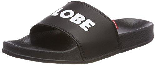 Globe Herren Unfazed Slide Skateboardschuhe, Schwarz (Black), 43 EU (Herstellergröße:10)