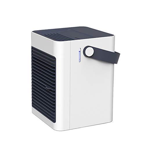 DH-KTS02 Condizionatore d'aria portatile, condizionatore d'aria personale Condizionatore d'aria portatile, Raffreddatore d'aria umidificante , piccolo condizionatore d'aria portatile