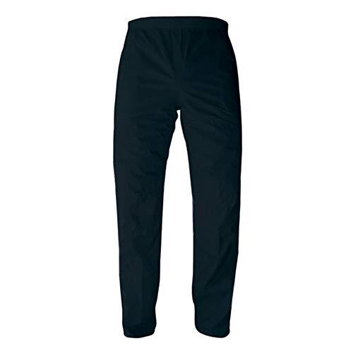 Chiba–Guanti da Uomo Pioggia Pantaloni in Poliestere, Uomo, Rain Polyester, Black, S