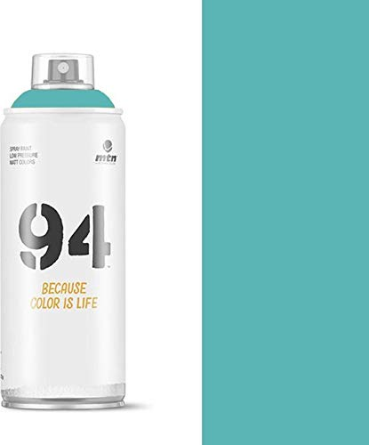 Montana Erasmus Green MTN 94 Spray Paint, 400-Millilitre Matt