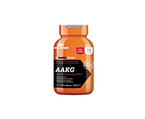 AAKG - Named - Integratore alimentare a base di L-Arginina α-Chetoglutarato