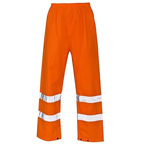 Pantalon Alta Visibilidad Hombre Impermeable Marca TrendyFashion