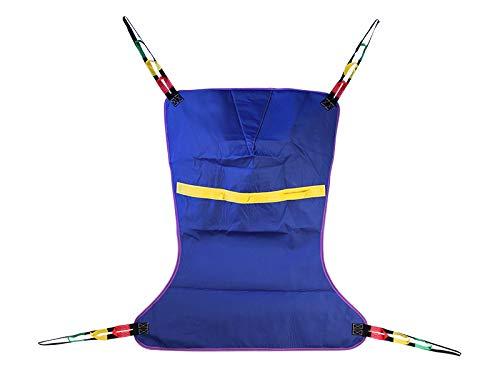 Solid Fabric Patient Lift Sling - Full Body (Medium 53'x42')