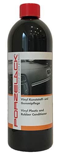 1 Liter Porzelack Vinyl Kunststoff- & Gummipflege